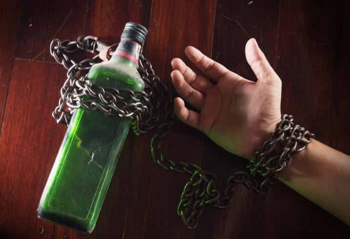 Alcohol slave,Alcoholism