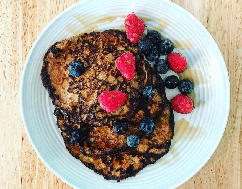 weetabix pancaked recipe